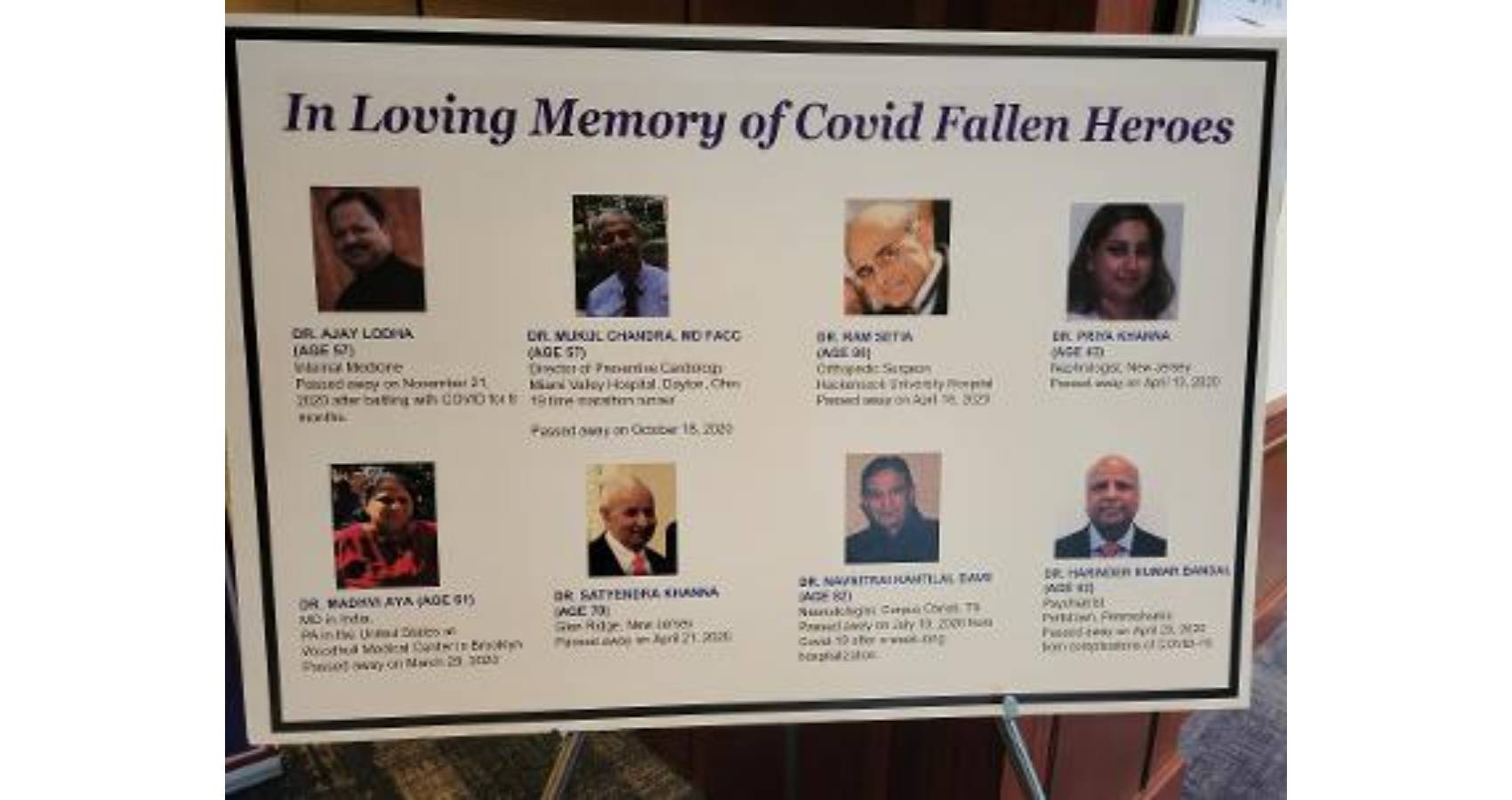 Paying Tributes To Covid Warriors, AAPI Holds 39th Annual Convention In Atlanta
