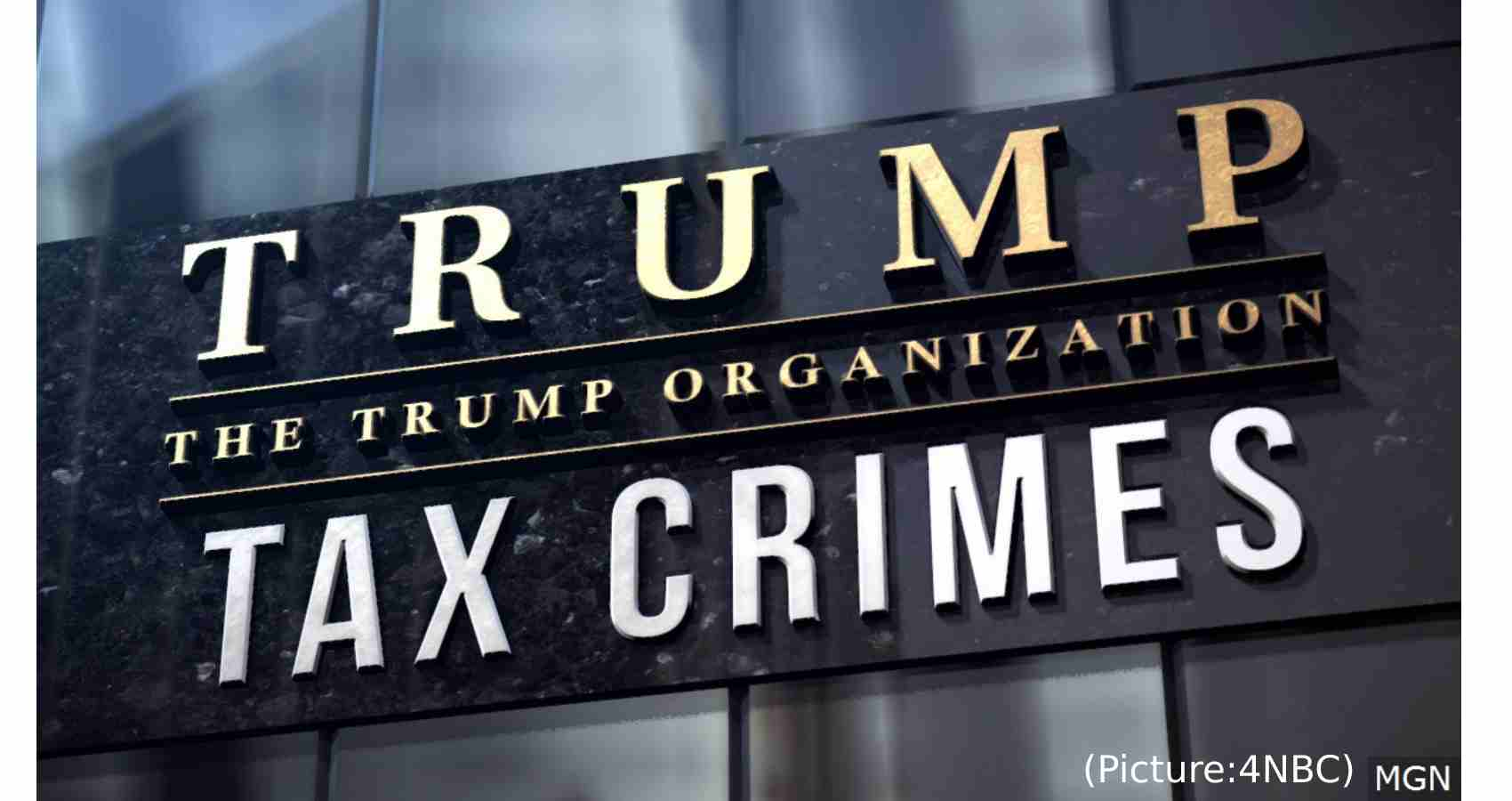 Trump Organization Indicted With Tax Crimes