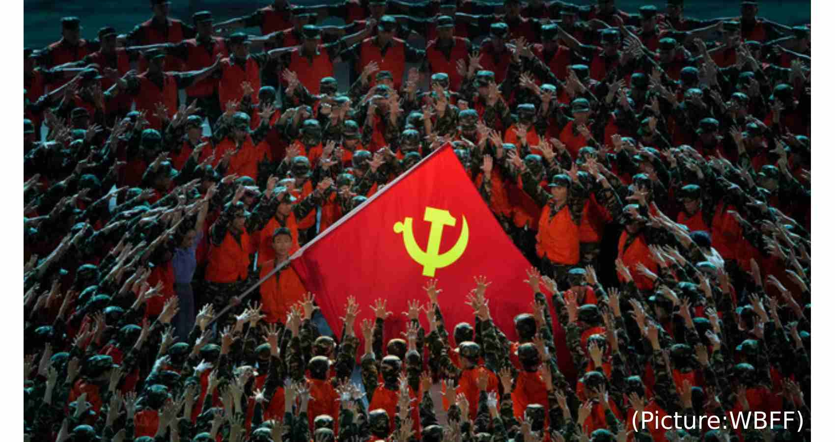 Chinese Communist Party Celebrates 100 Years Of Leading China To Be A Super Power