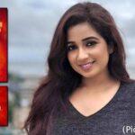 Shreya Ghoshal Celebrates 19 Years In Bollywood