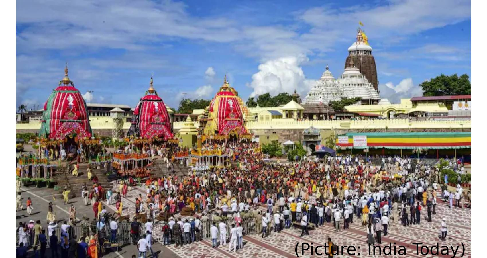 RathYatra, Celebrating Lord Jagannath's 'Unfinished Hands' At Puri Temple