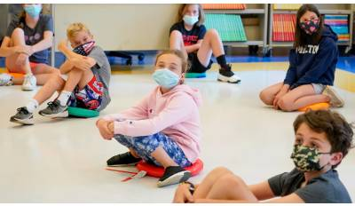 American Academy Of Pediatrics Recommends Masks In Schools For Everyone Over 2, Regardless Of Vaccinations
