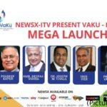 Diaspora Broadcasting Network NewsX & iTV Launch VaKu