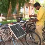 Tamil Nadu College Student's Electric Cycle Offers 50 Kms Ride In Just Rs 1.50