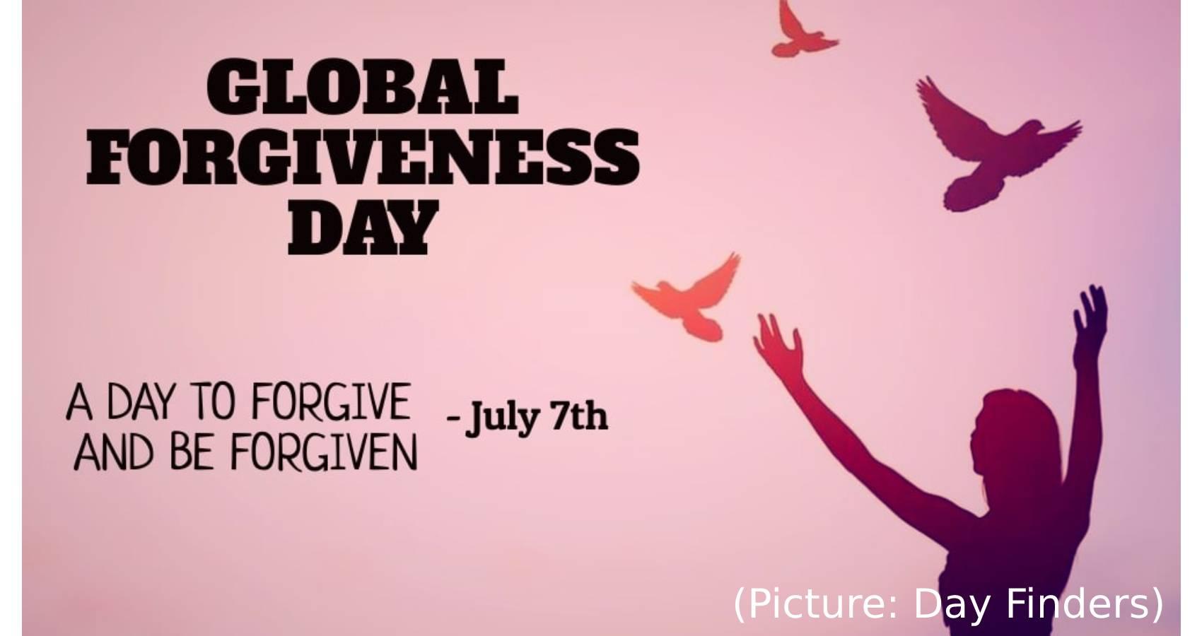 Global Forgiveness Day: Why One Should Let Bygones Be Bygones?