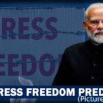 PM Modi Is A 'Predator of Press Freedom'