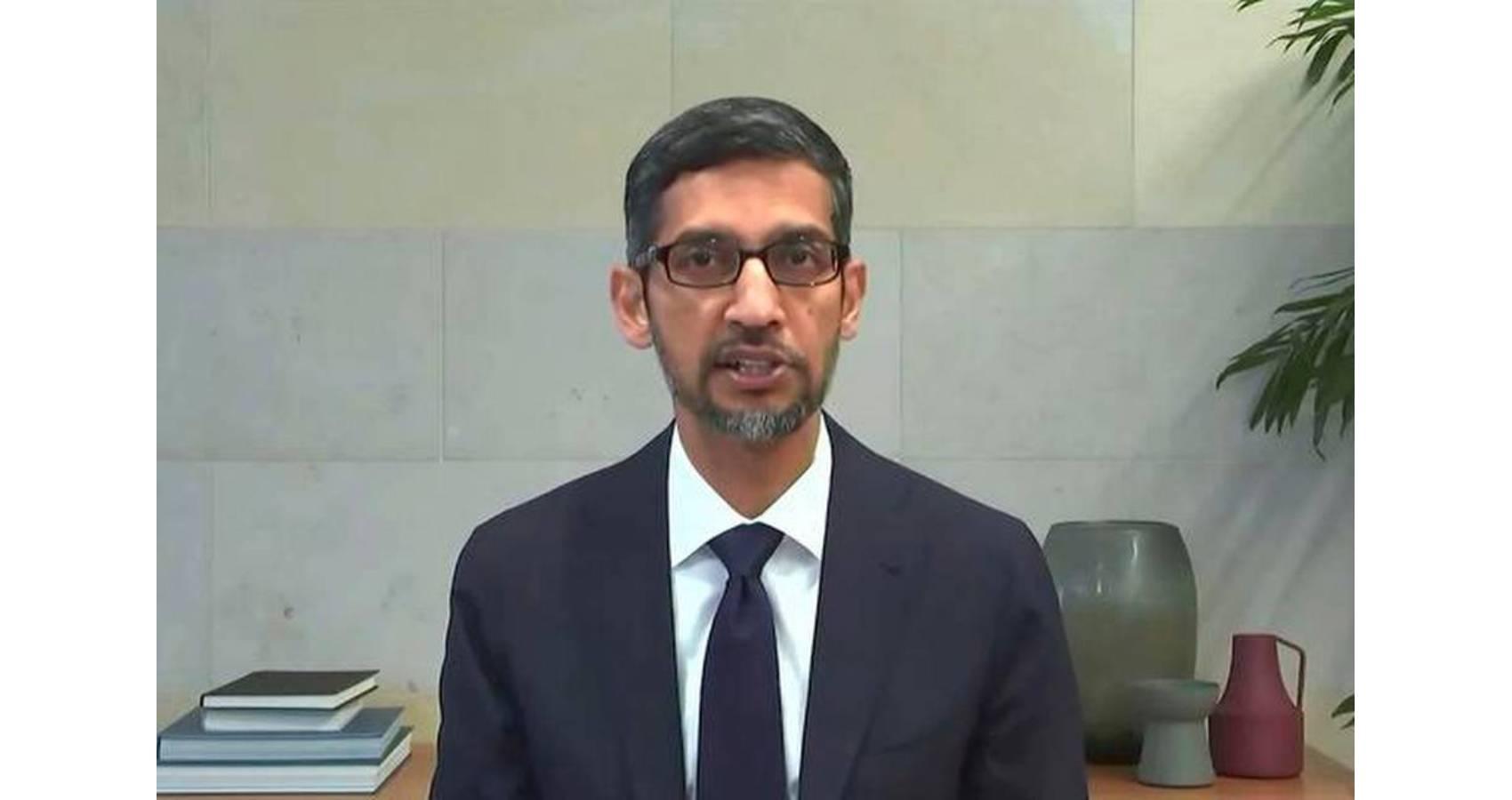 Free, Open Social Media Under Attack, Says Google Chief Sundar Pichai