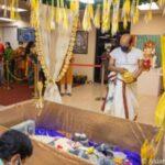 "Dwarkamai's ""Centers of Spiritual Excellence"" Celebrates Dhanyadivasam"
