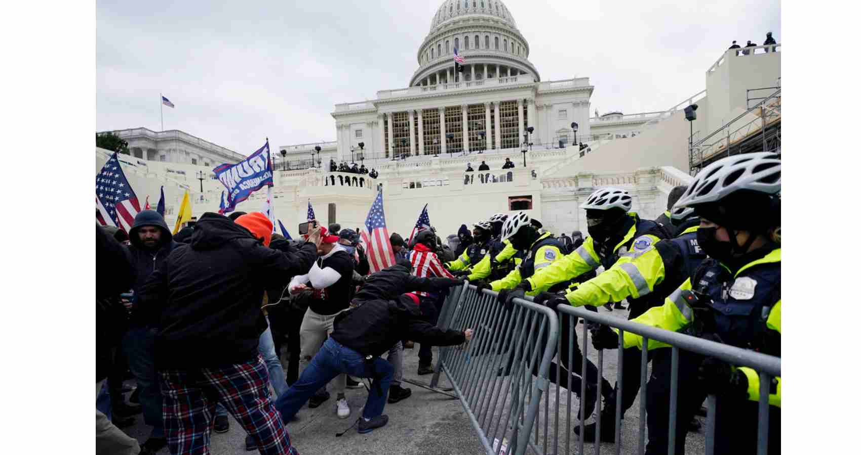 After Senate's Failure, House Plans To Launch Probe Of Insurrection By Trumpists