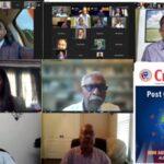 IAPC USA Webinar Discusses Covid Uncertainties And Prognosis Dr. Mathew Joys and Joseph Ponnoly