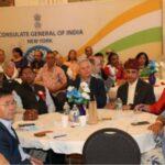 Consulate General Of India In NY, International Ahimsa Foundation Celebrate Lord Mahavir's 2620th Birth Anniversary