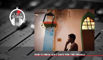 Persecutions Against Christians Continue Under Modi
