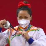 Indian Parliament Hails Olympic Medallist Mirabai Chanu