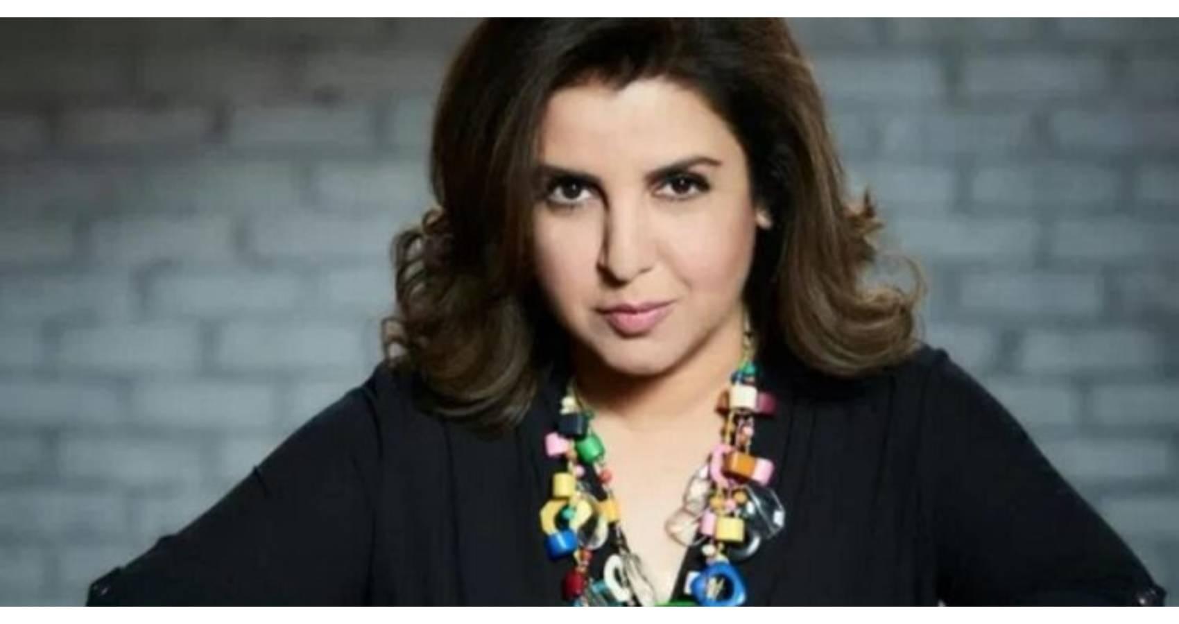 Farah Khan Is Laughing Buddha On 'Comedy Factory'