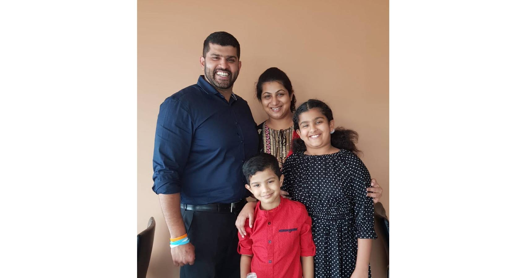 A Malayalee Family Feeds The Poor In Australia