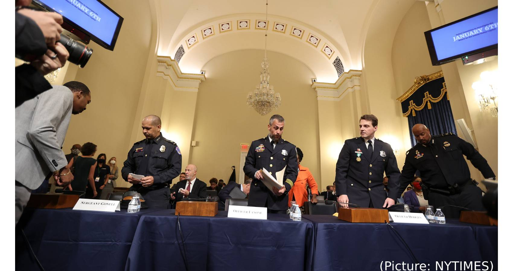 US Congress Begins Investigation Into January 6th Capitol Attack