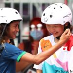 Two 13-Year-Old Skateboarders Are Stars Of Japan Olympics