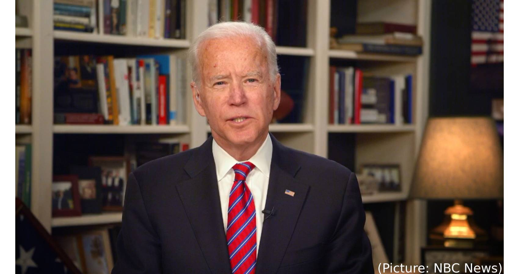 Joe Biden's Approval Rating Stays Steady For 6 Months