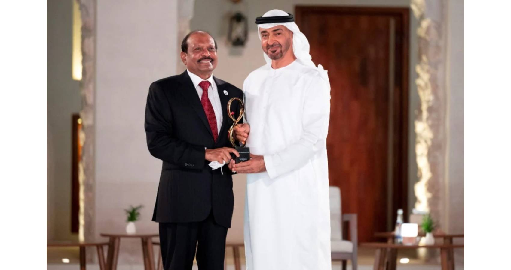 NRI Appointed As Vice-Chairman Of Abu Dhabi Chamber Of Commerce
