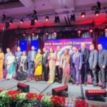 Dr. AnupamaGotimukula Assumes Charge As The President Of AAPI During  39th Annual Convention In Atlanta