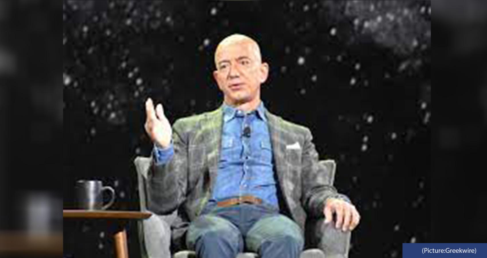 As Amazon Stocks Stumble, Jeff Bezos Loses Title As Richest Person On The Planet