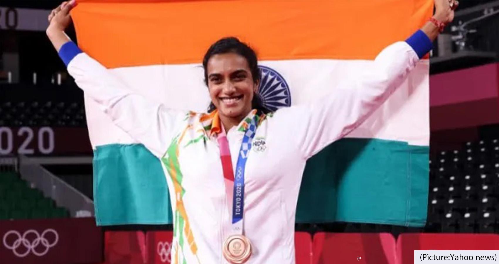 PV Sindhu Makes History By Winning Medal At Tokyo Olympics