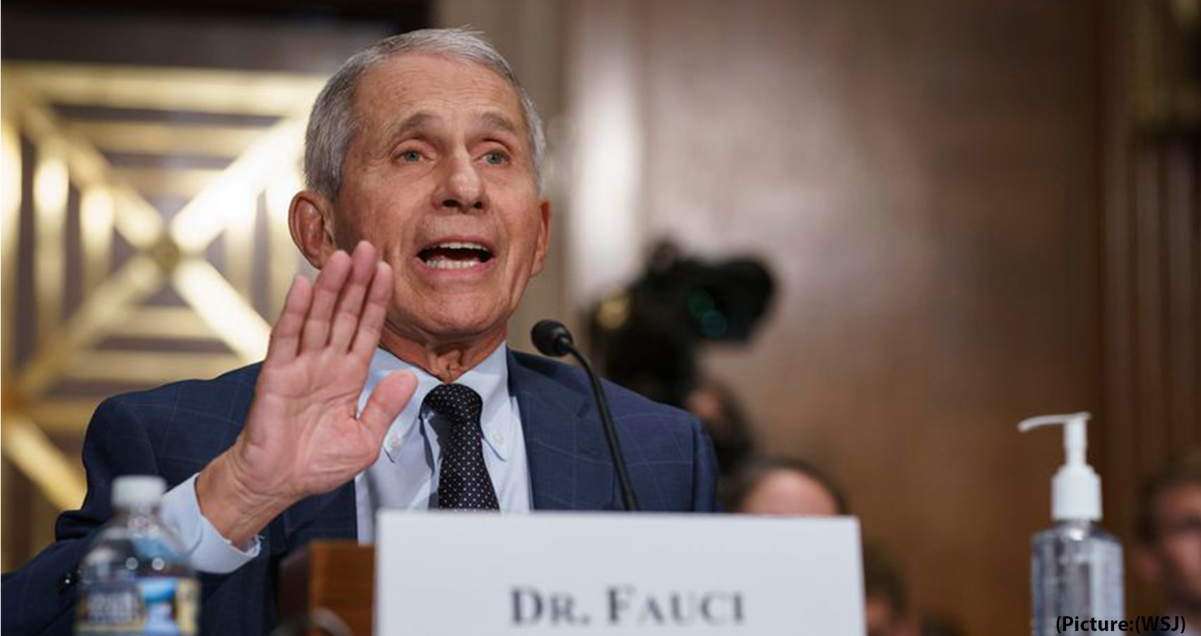 Dr. Fauci Warns Of 'Things Going to Get Worse' With the Delta Variant