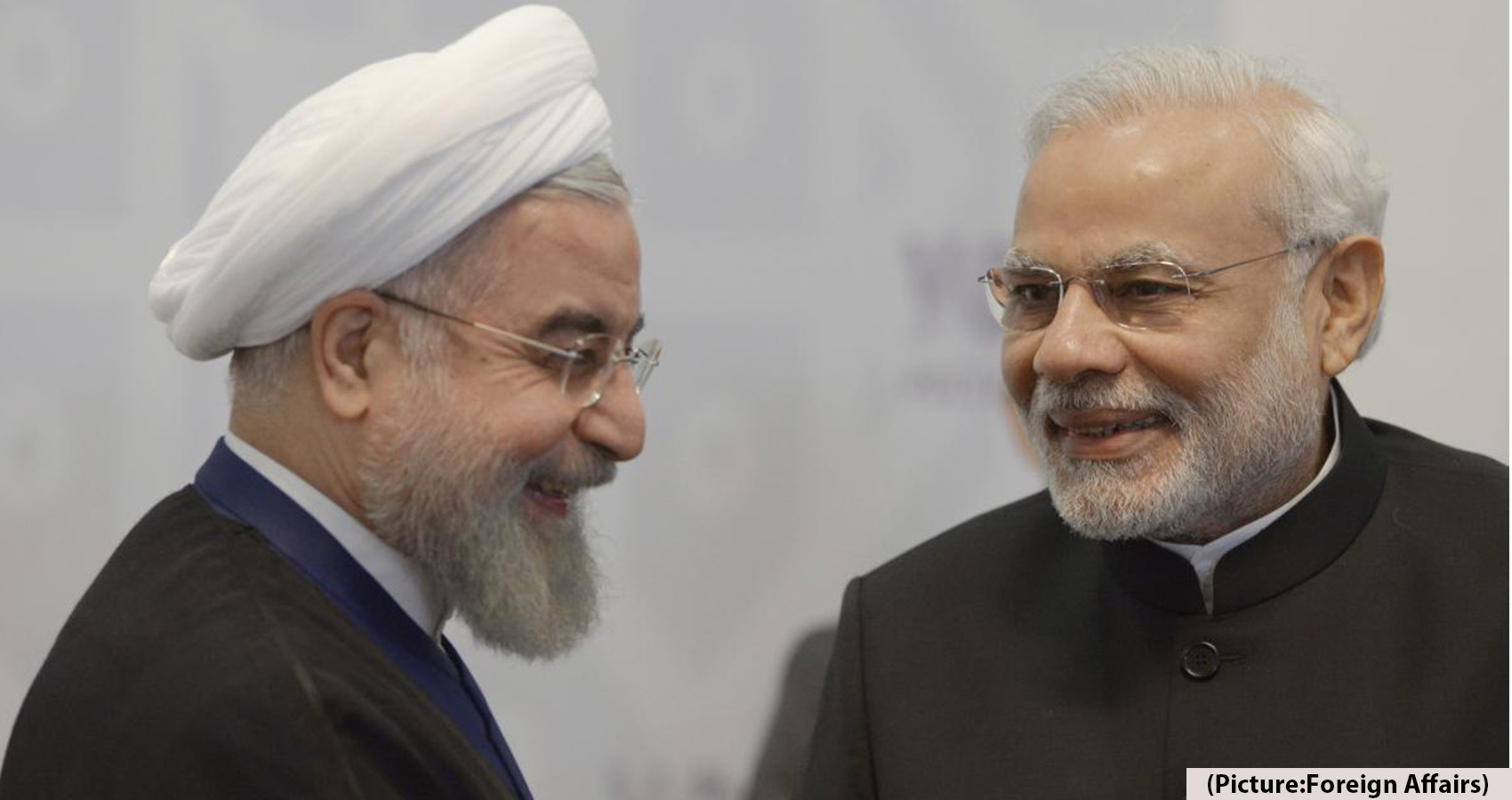 Ebrahim Raisi And India's Bet On Iran The U.S. Afghanistan pullout and other geopolitical shifts are aligning New Delhi with Tehran.