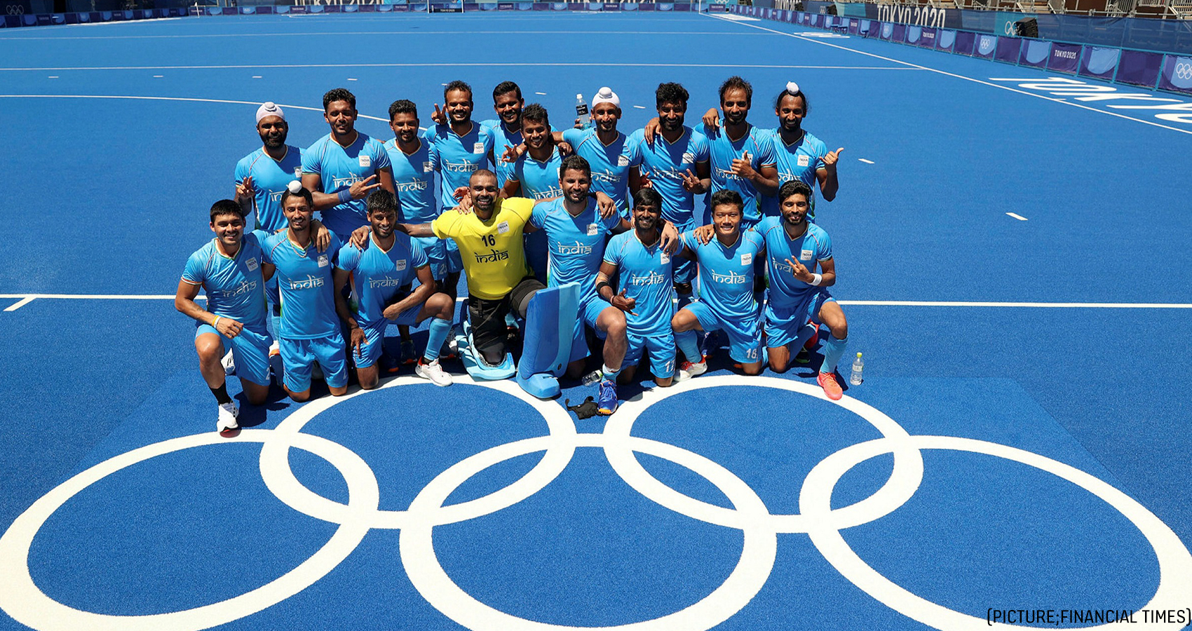 After 4 Decades, India Wins A Hockey Medal At Olympics