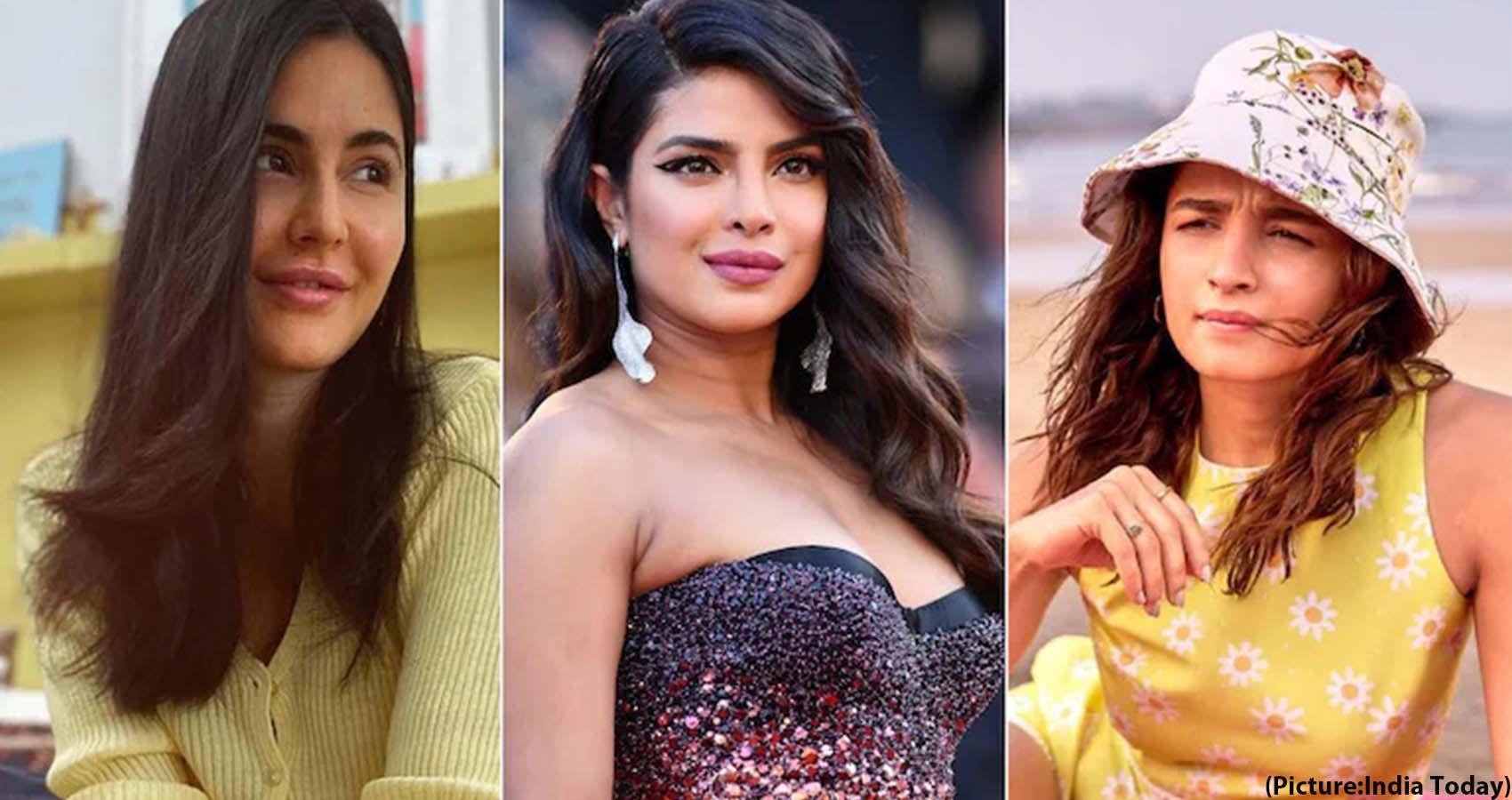 "Priyanka Chopra, Katrina Kaif And Alia Bhatt Star In Farhan Akhtar's  ""Jee Le Zaraa"""