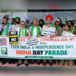 India Day Parade in New York Throws Light On Sympathizers of Farmer's Issue in India