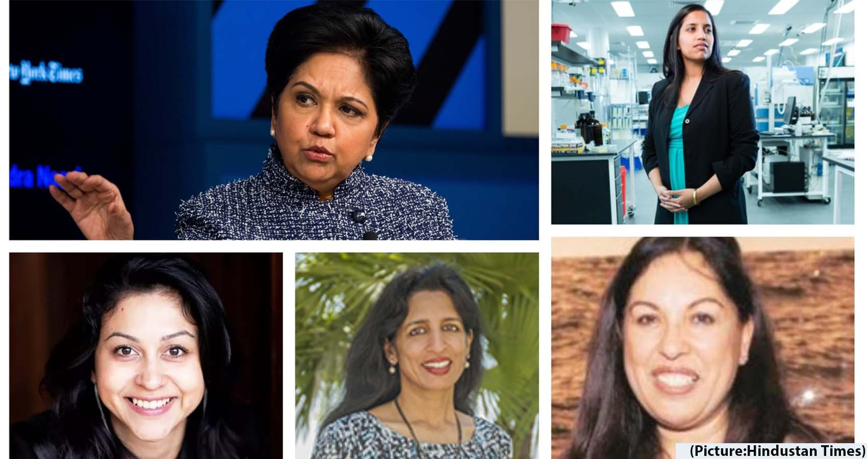 Forbes' 2021 List Of America's Richest Self-Made Women Has 5 Of Indian Origin