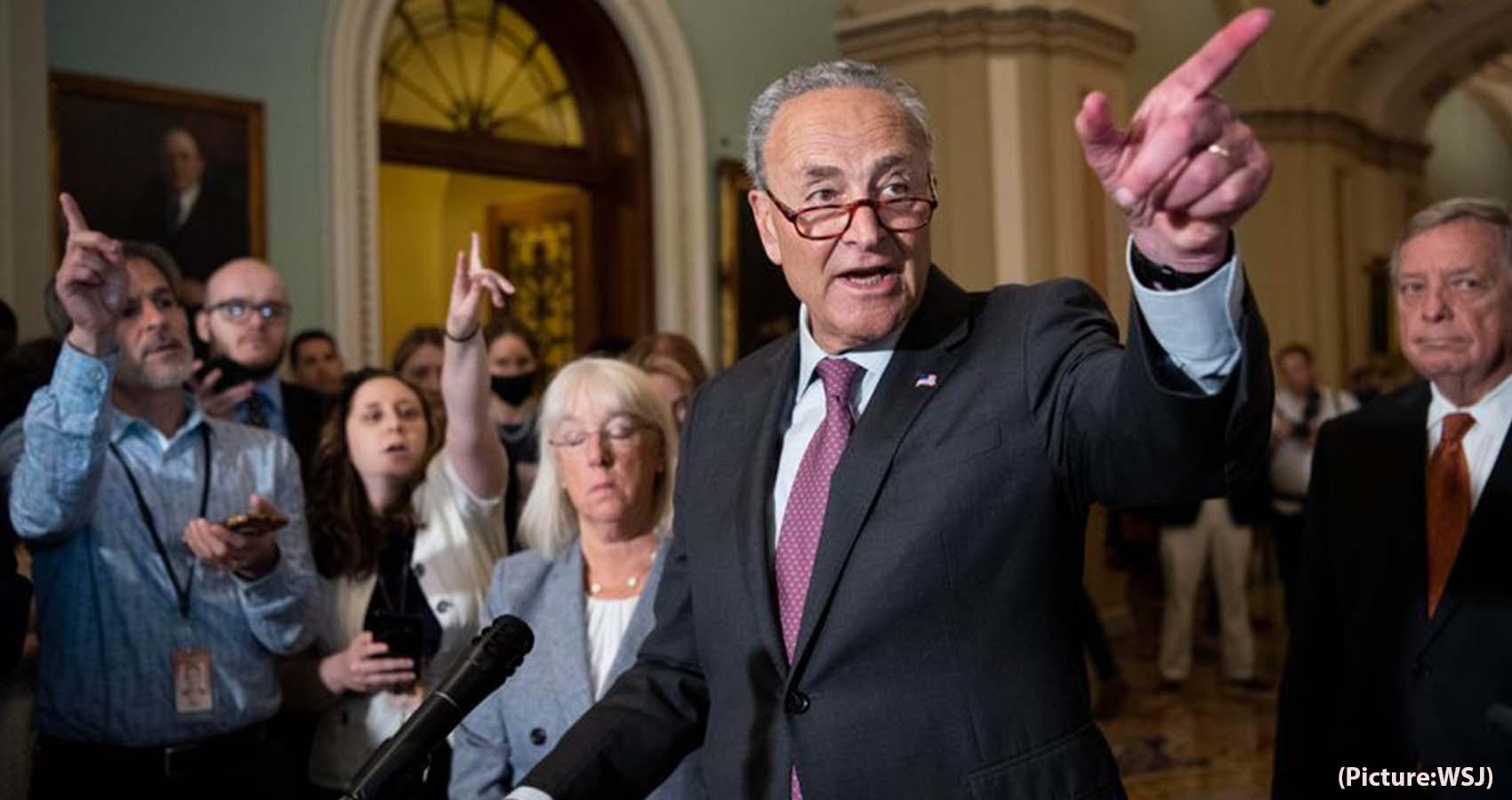Senate's $3.5 Trillion Budget Proposal Has Plan for Pathway to Citizenship