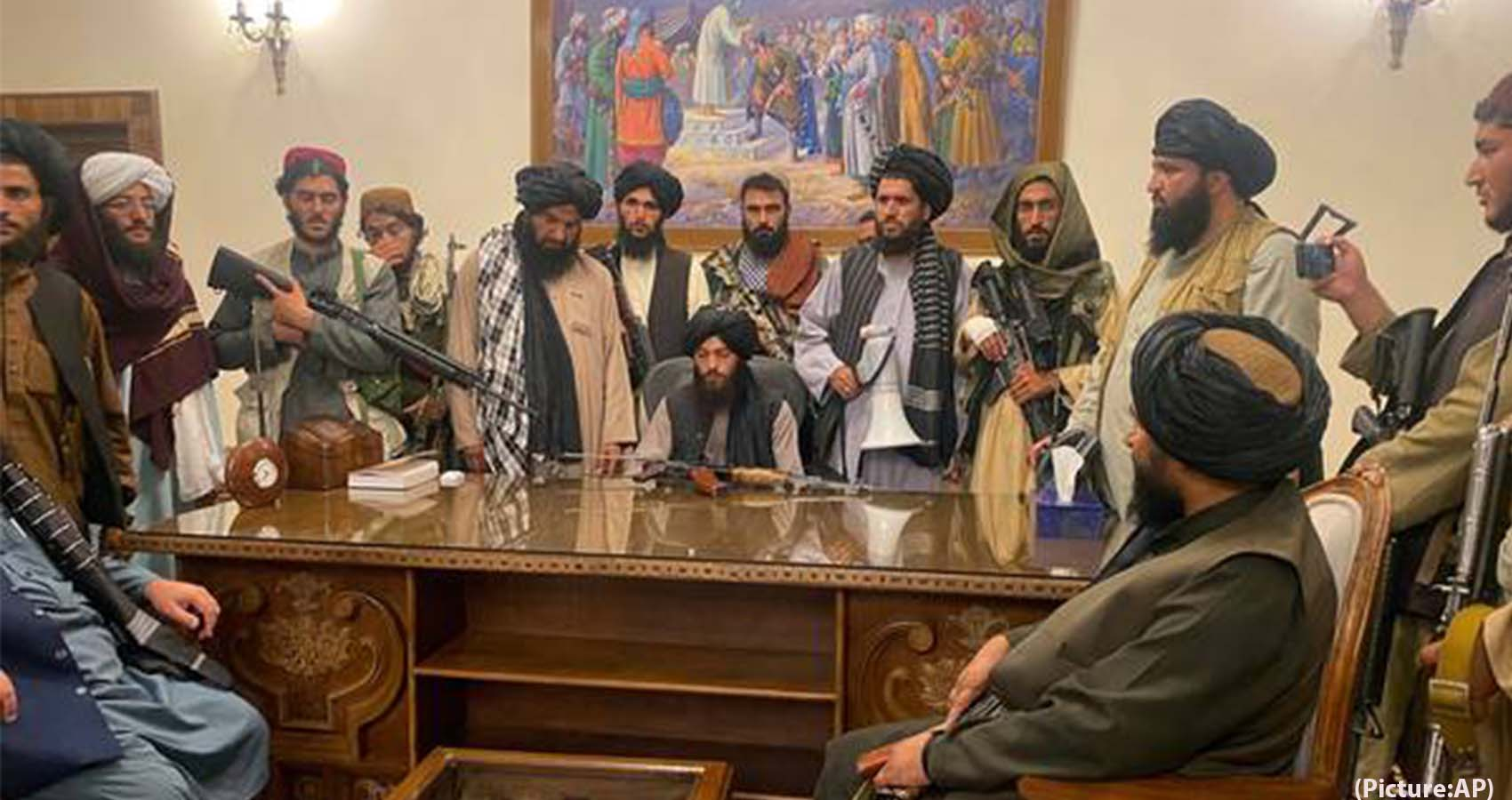 Taliban Captures Power In Afghanistan As US Withdraws Troops  Thousands Await Evacuation From Afghanistan, While Biden Criticized For Chaos, Violence, Fear and Defeat In America's Longest War In History