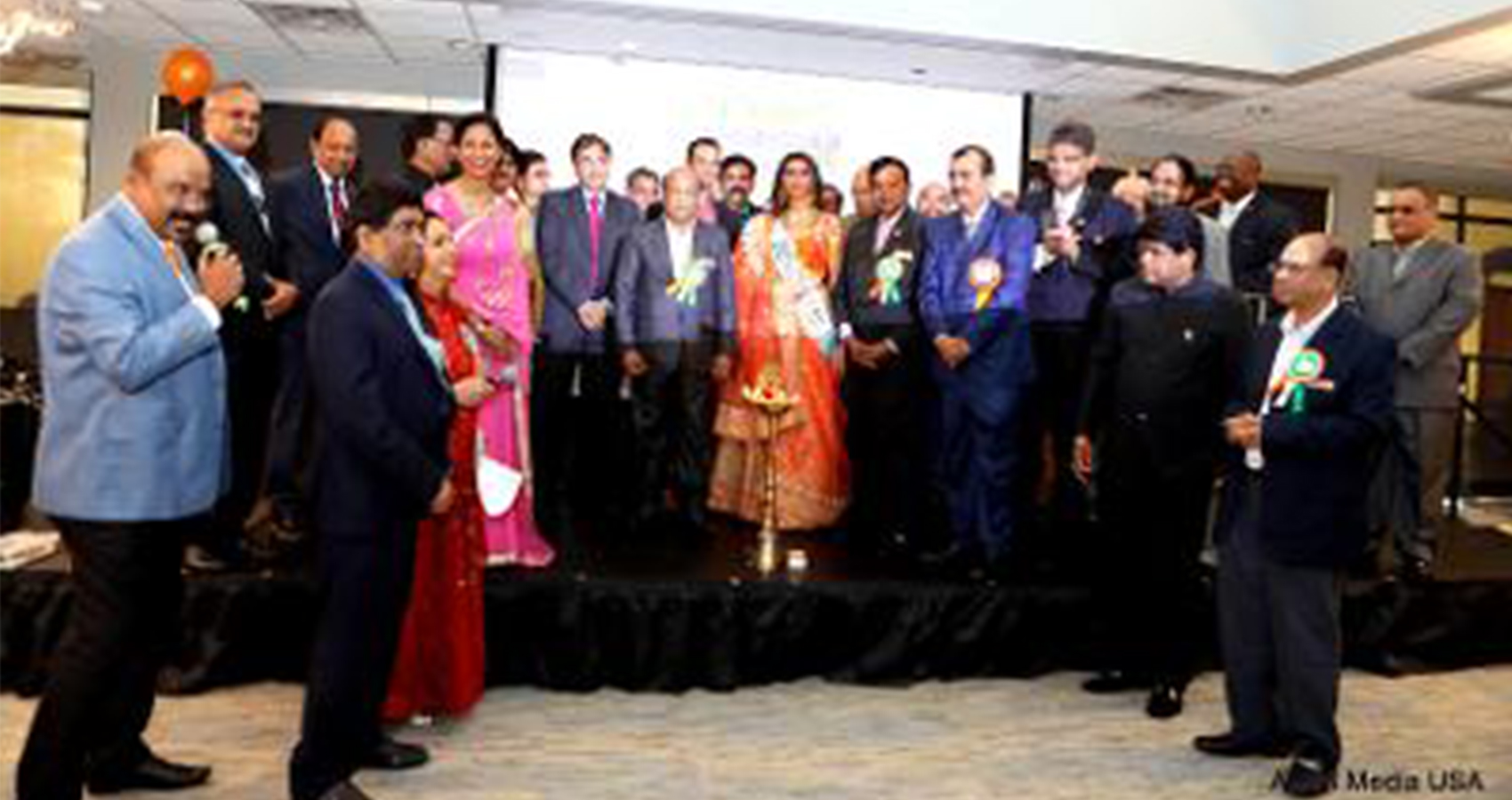Grand India's Independence Day Gala Held In Chicago