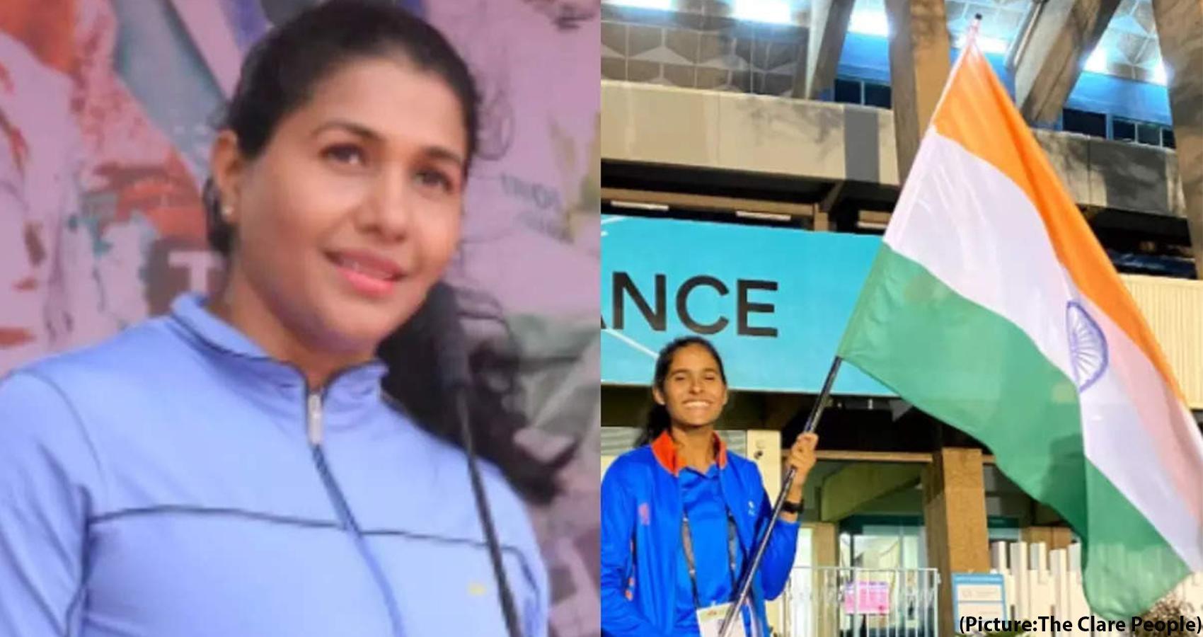 Anju Bobby George Says, Shaili Can Break Her National Record