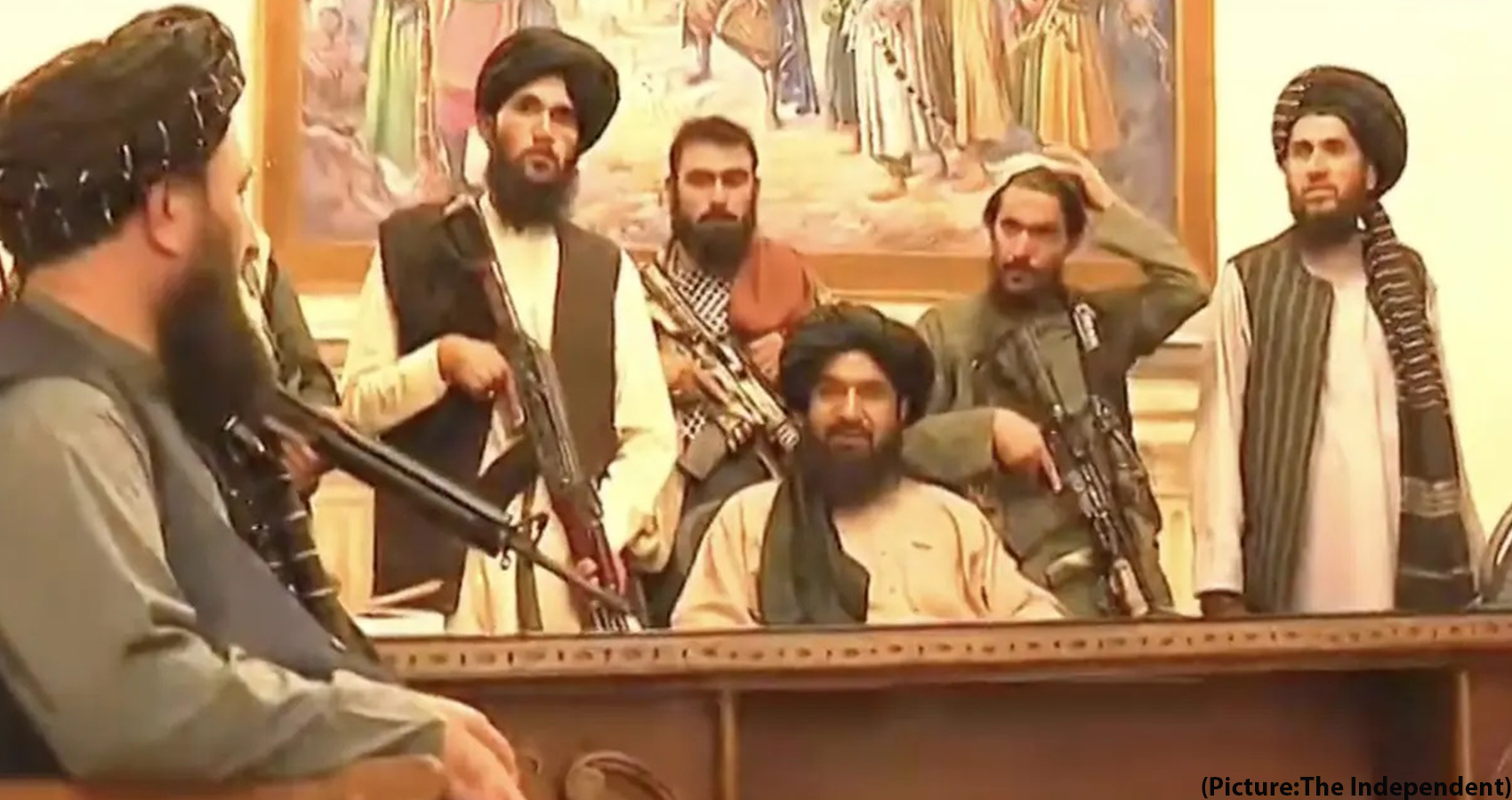 Who Are The Taliban, And What Do They Want?
