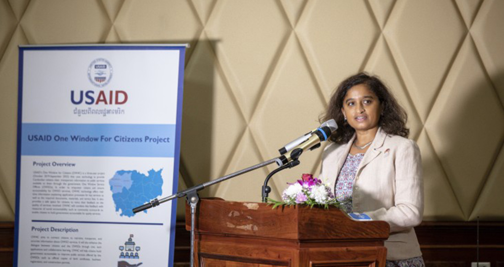 Veena Reddy First Indian-American To Be Made USAID's India Mission Director