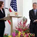Afghan Withdrawal Focus Of Kamala Harris' Asia Visit