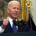 Joe Biden Poll Drops, After His Mishandling Of Afghanisthan Withdrawal