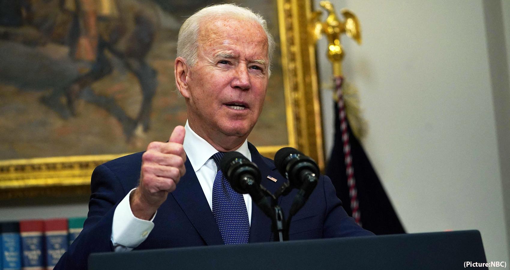 Joe Biden Poll Drops- Mishandling Of Afghanistan Withdrawal