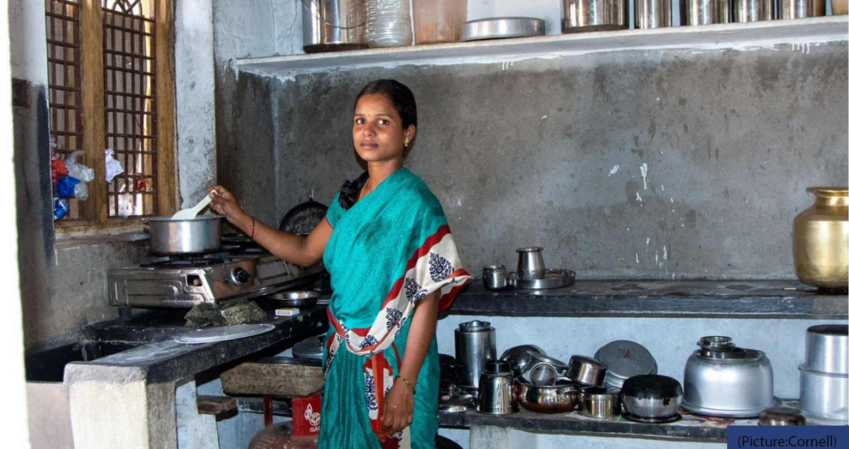 Indian Women's Nutrition Suffered During COVID-19 Lockdown