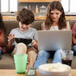 Involve Your Kids In Happier Activities To Reduce Screen Time