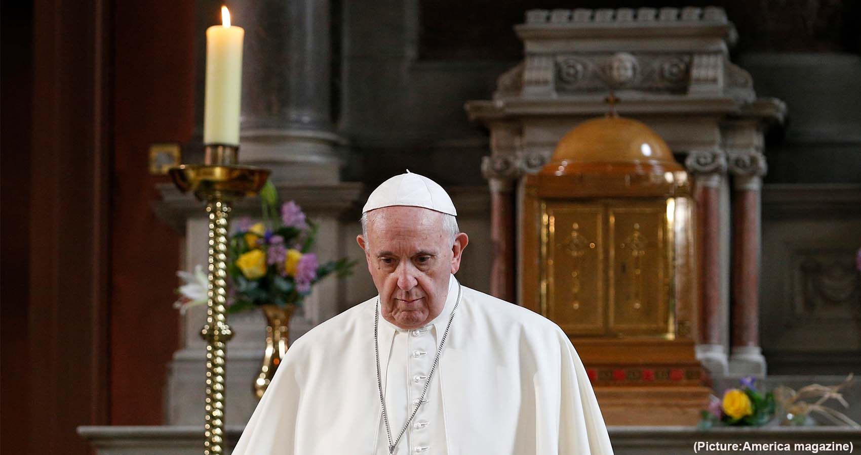 Pope Francis Rules Out Early Resignation
