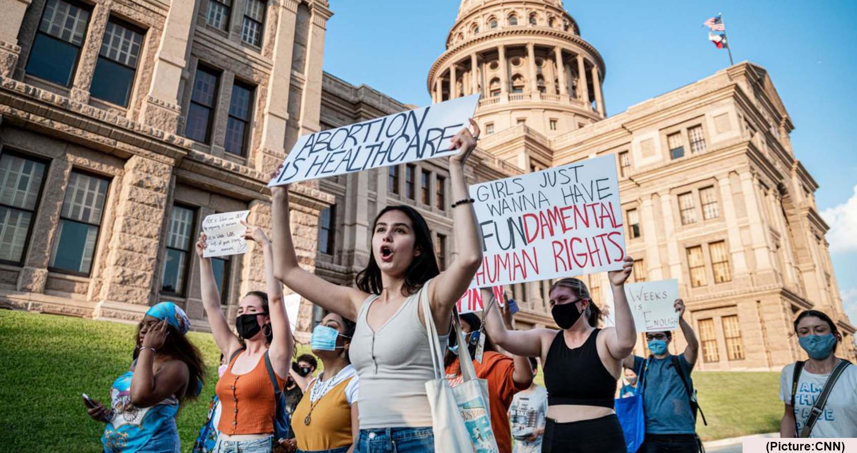 Texas' Abortion Ban Is Most Restrictive Ever