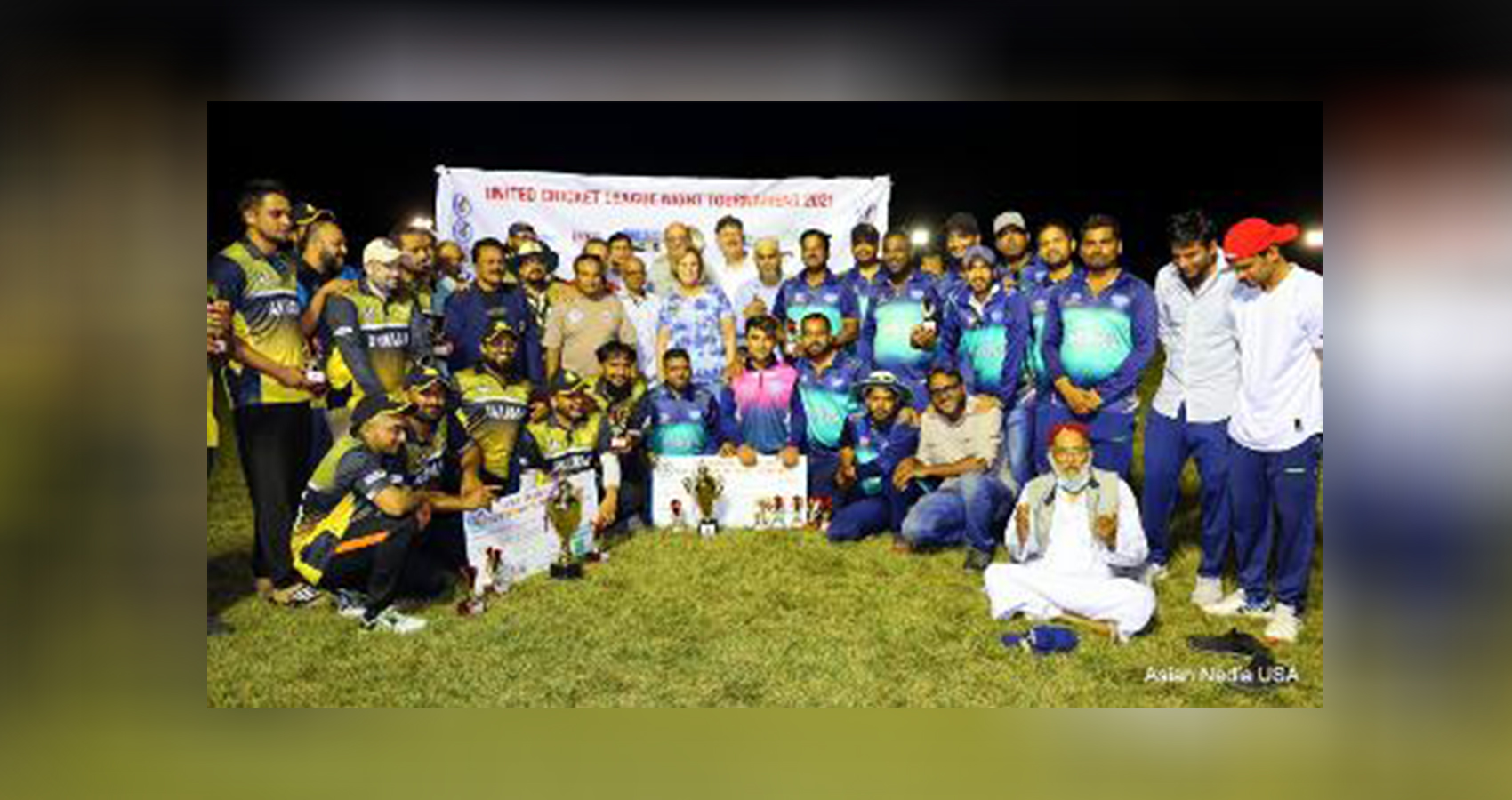 In UCL T20 Night Tournament Cricket Match, Anjuman Defeat Deccan Heroes