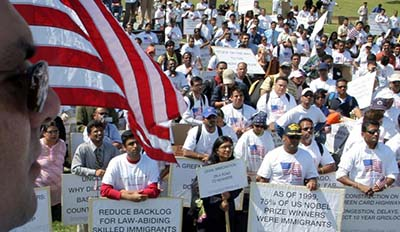 Lawmakers Urge To End Green Card Backlog