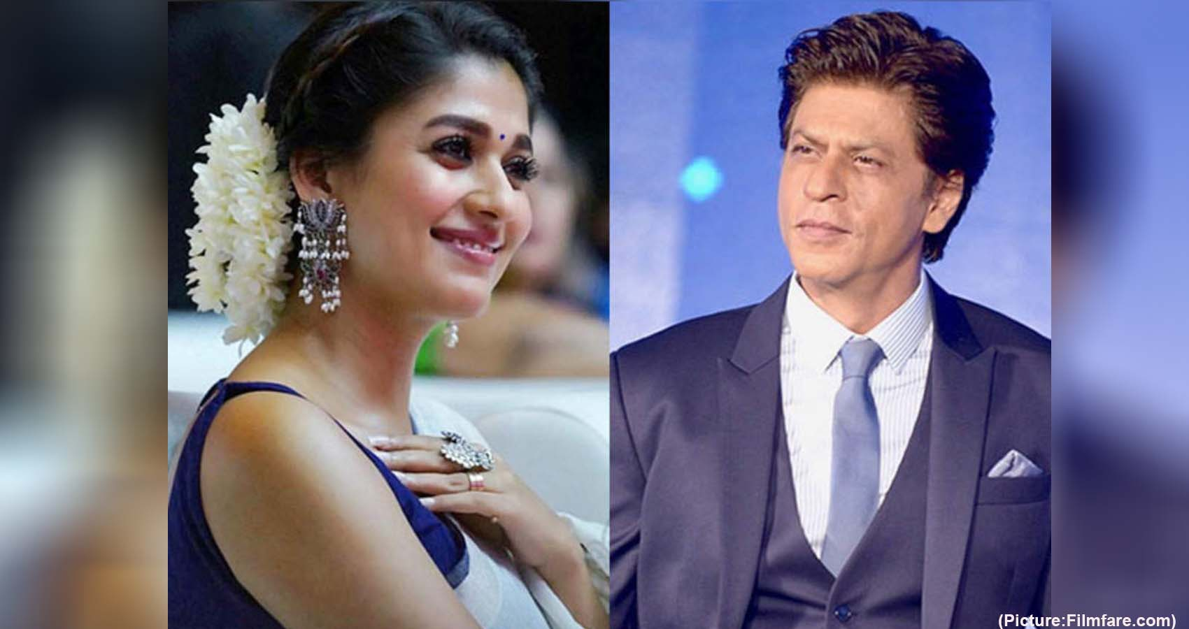 SRK, Nayanthara To Star In Tamil Director Atlee's Next Film