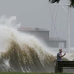 Hurricane Ida Inflicts Misery Across Many States In US