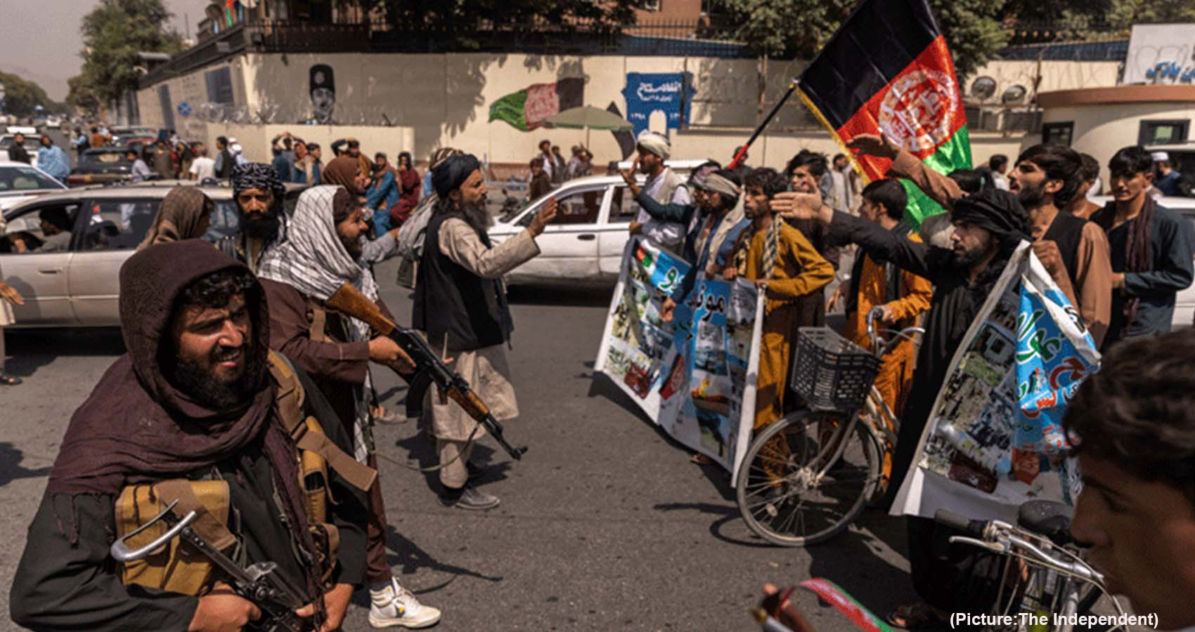 UN Condemns Taliban's Brutal Crackdown On Protests